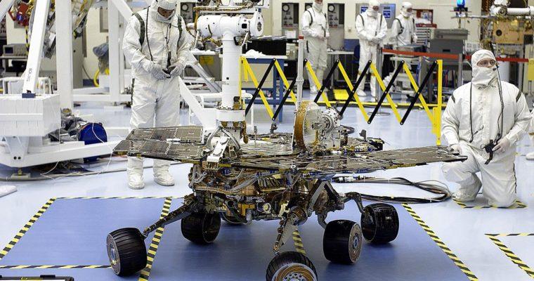 Una oportunidad llega a Marte