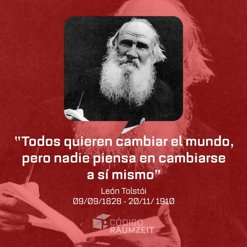 20 de noviembre de 1910. Muere Leon Tolstoi