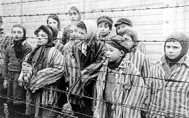 Un día para recordar el holocausto