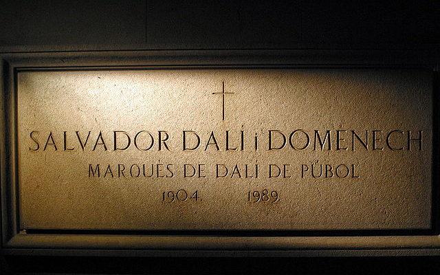 Cuando Dalí murió de amor