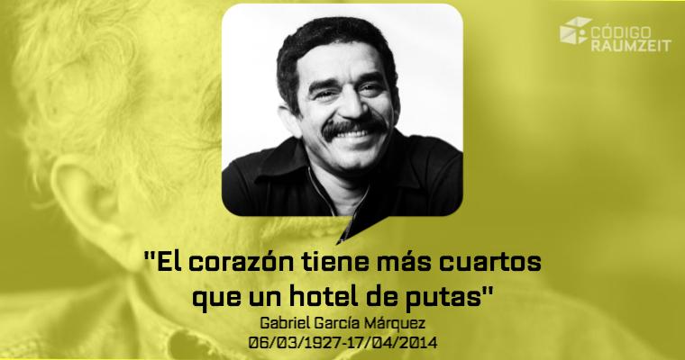5 datos curiosos del Gabo