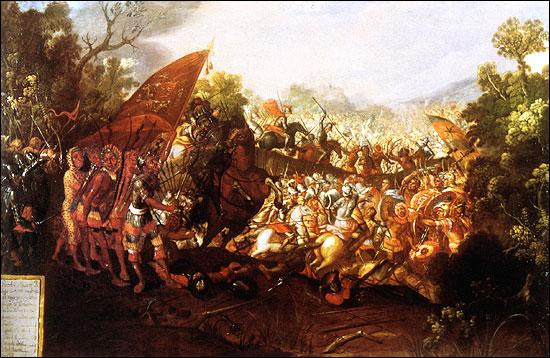 La Batalla de Otumba