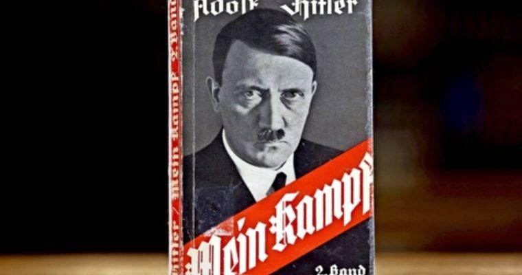 """1925 Primera edición de """"Mi Lucha"""""""