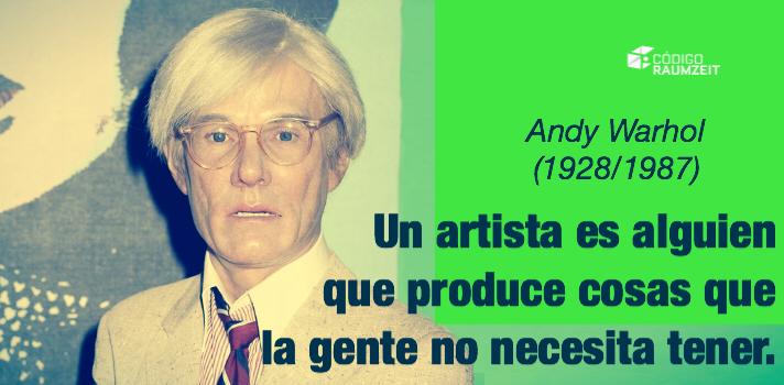 Andy Warhol y el Arte Popero