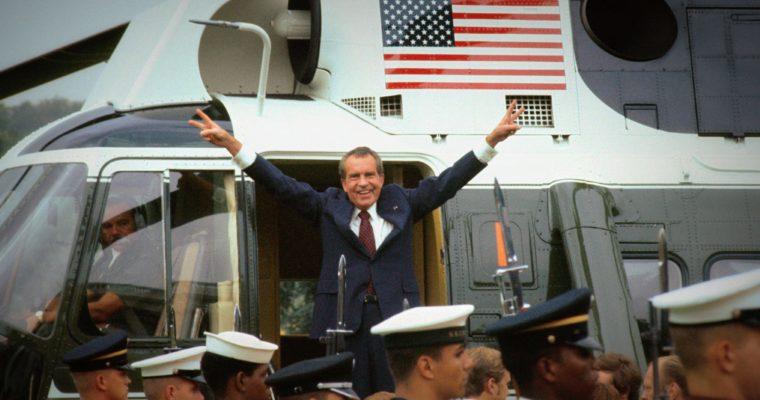 8 de Agosto ¿Qué es el caso Watergate?