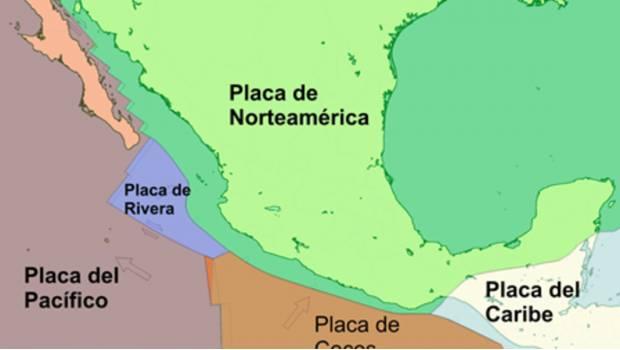 Por qué tiembla tan fuerte en México…