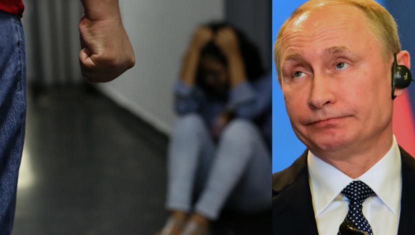 Golpear a tu mujer en Rusia es Legal (Ley Bofetada)