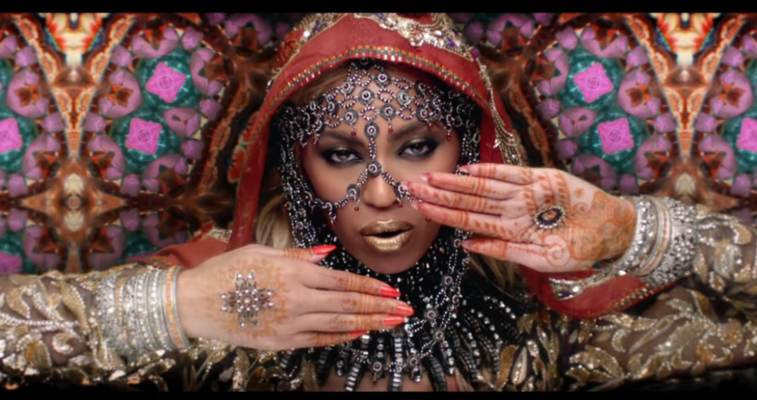 La Materia en la Universidad llamada 'Beyoncé'