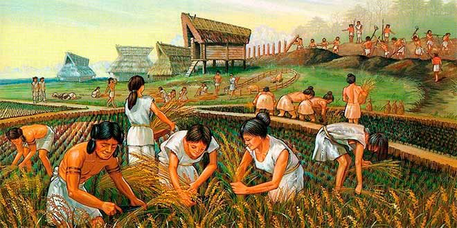 La Agricultura, el cimiento de la civilización moderna