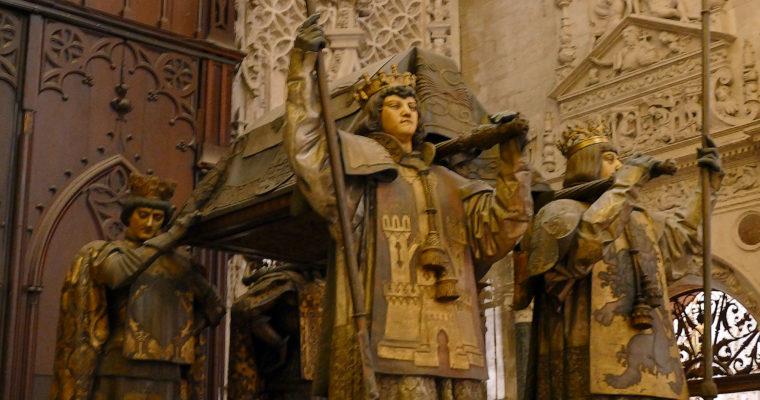 La Tumba de Colón y su larga travesía…